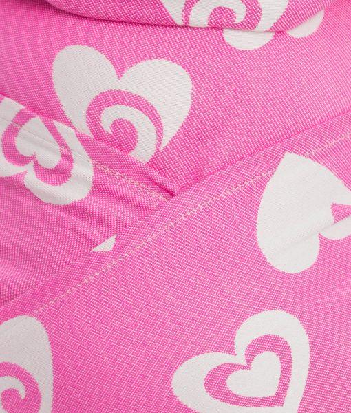 WRAP-TAI SWEETHEART PINK & CREME12