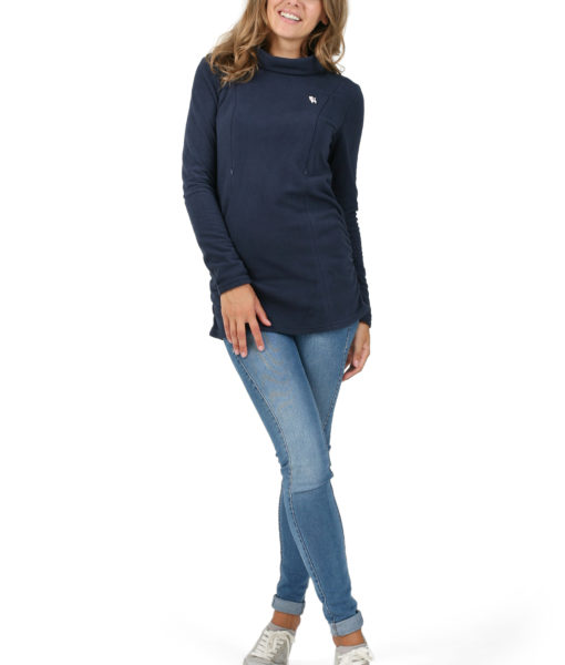 pulover cat dark blue 2