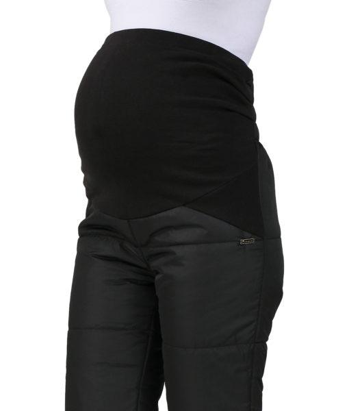 zimske hlače črna 5