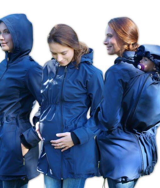 alice-2-softshellova-tehotenska-a-nosici-bunda-pro-noseni-vpredu-vzadu-tm-modra-10