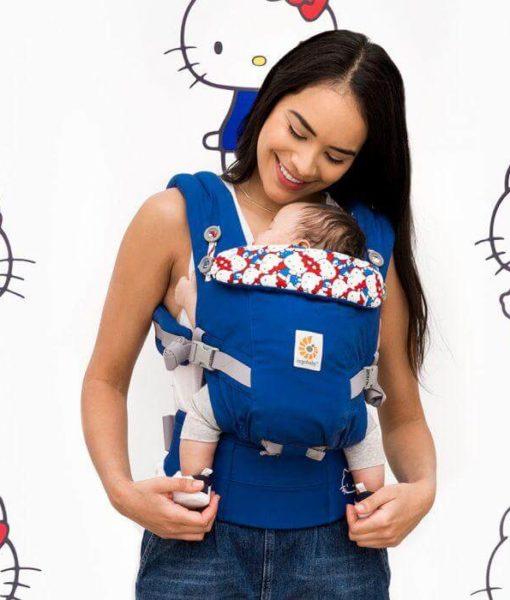 Nosilka-Ergobaby-Adapt-Hello-Kitty-Classic-Limited-Edition